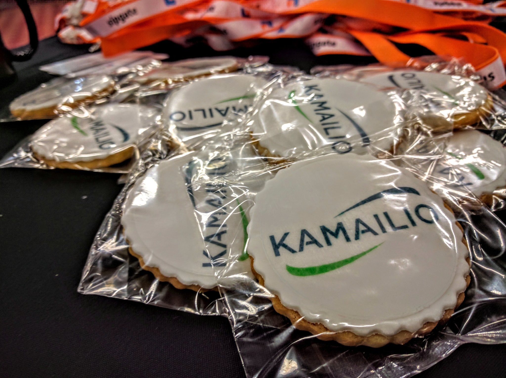 Kamailio Cookies from Bearkery Bakery